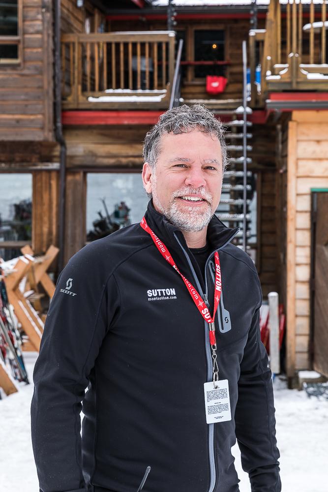 Corporatif directeur Mont Sutton